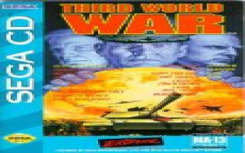 Third World War - title cover