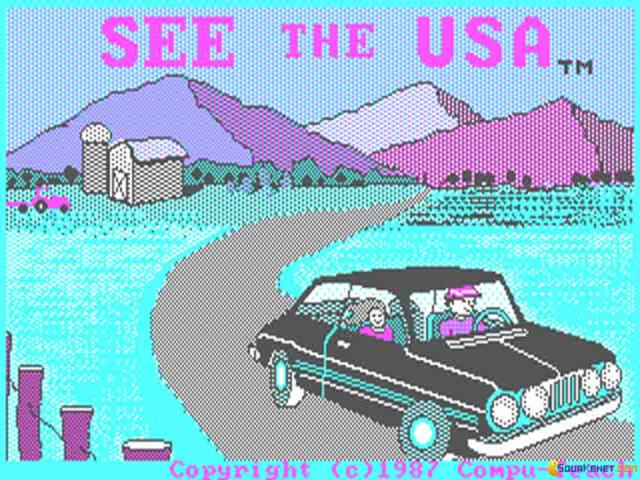 See the USA - title cover