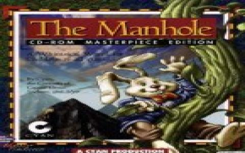 Manhole: Masterpiece Edition, The - game cover