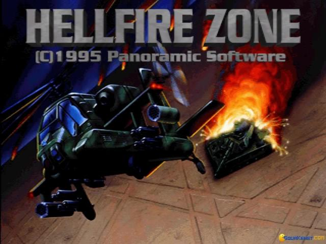 Hellfire Zone - game cover