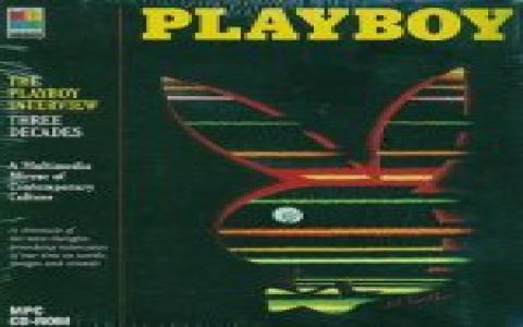 Playboy Interview: Three Decades, The - game cover