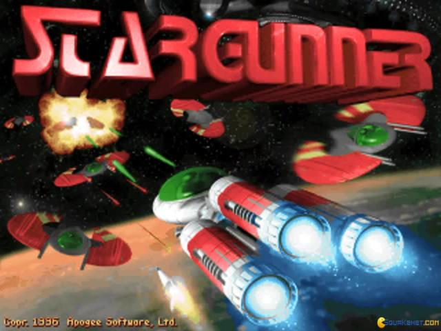 Stargunner - game cover