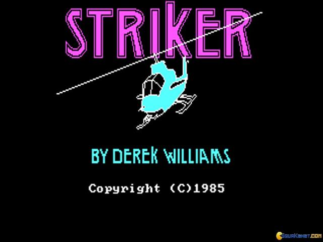Striker - title cover