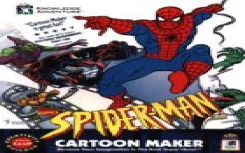 Spider-Man Cartoon Maker - game cover