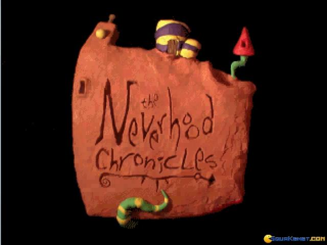 The Neverhood - game cover