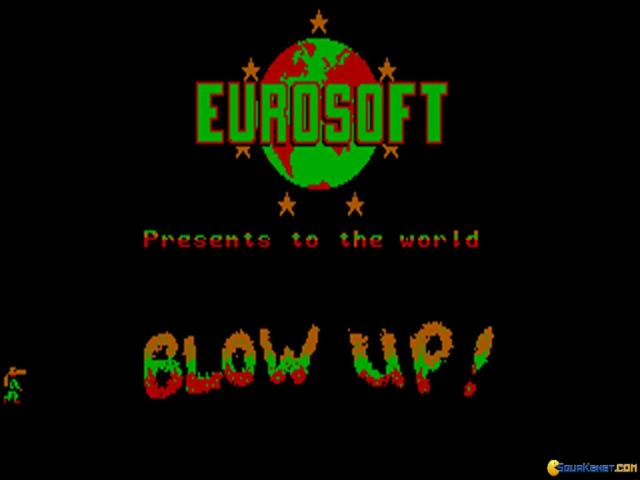 Blow Up - title cover