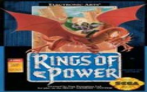 Rings of Power - game cover