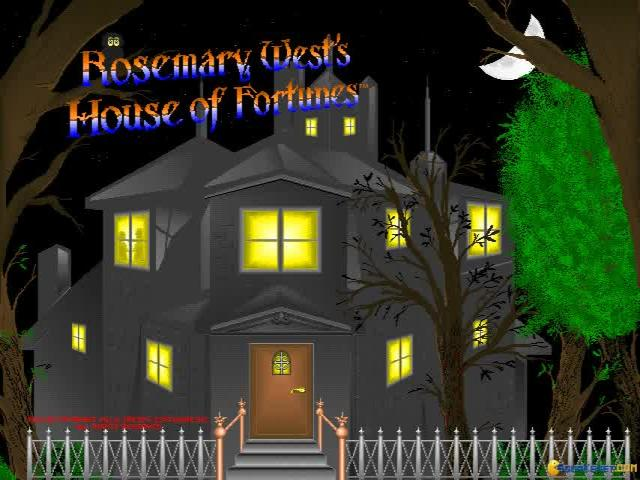 Rosemary West's House of Fortunes - title cover