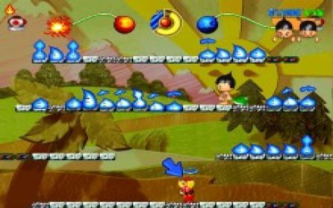Pushe Pushe - game cover