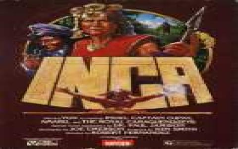 Inca - game cover
