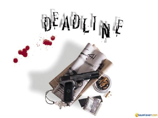 Deadline - game cover