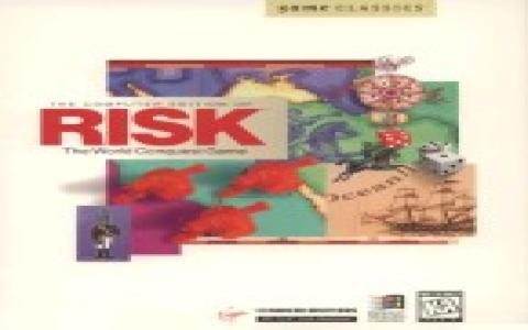Risk - title cover