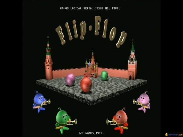 Flip Flop - title cover