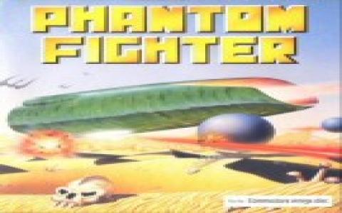 Phantom Fighter - game cover