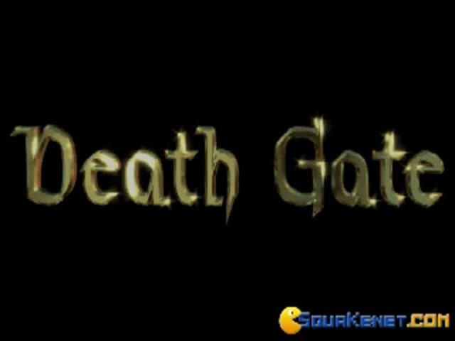 Death Gate - title cover