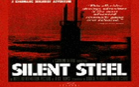 Silent Steel - title cover