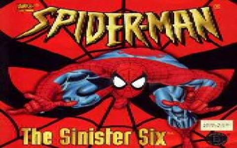 Spider-Man: The Sinister Six - game cover
