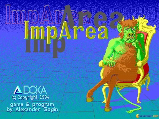 ImpArea - title cover