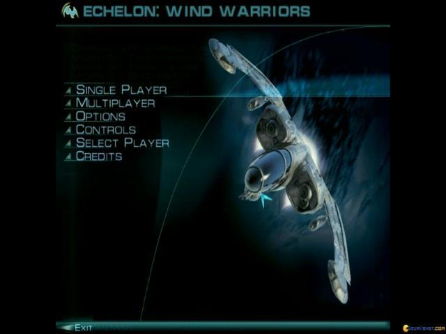 Echelon - game cover