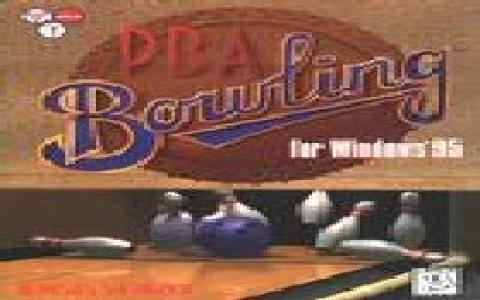 PBA Bowling - game cover