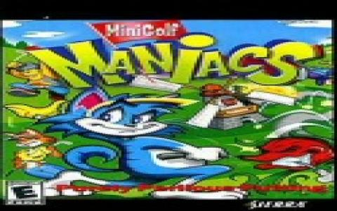 Minigolf Maniacs - title cover