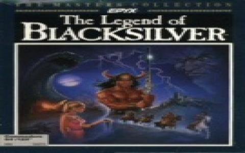 Legend of Blacksilver, The - game cover