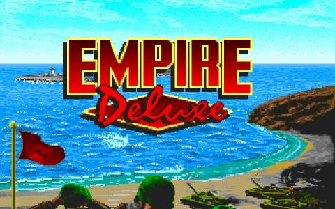 Empire Deluxe - title cover