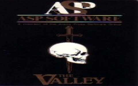The Valley - title cover
