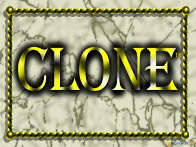 Clone - title cover