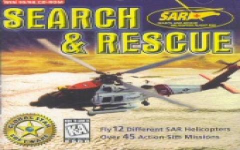 Search and Rescue - title cover