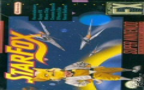 Star Fox - title cover