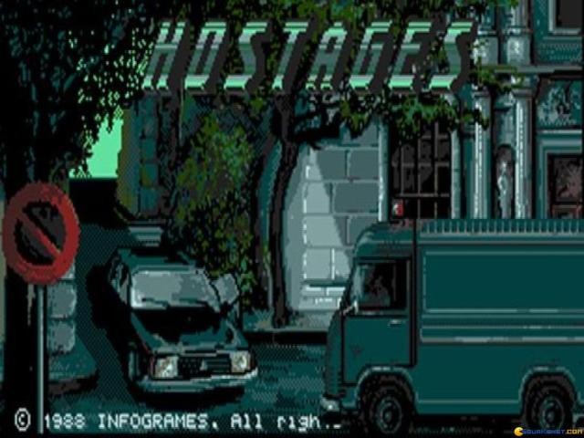 Hostage - title cover