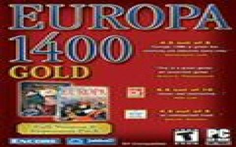 Europa 1400 Gold - game cover