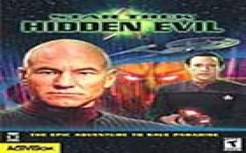 Star Trek: Hidden Evil - title cover