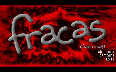 Fracas - title cover