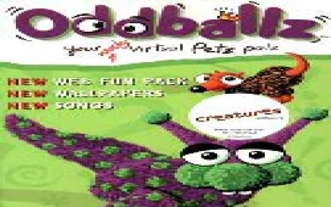 Oddballz - title cover