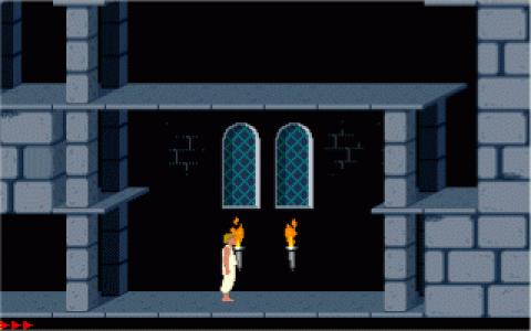 4D Prince of Persia - title cover