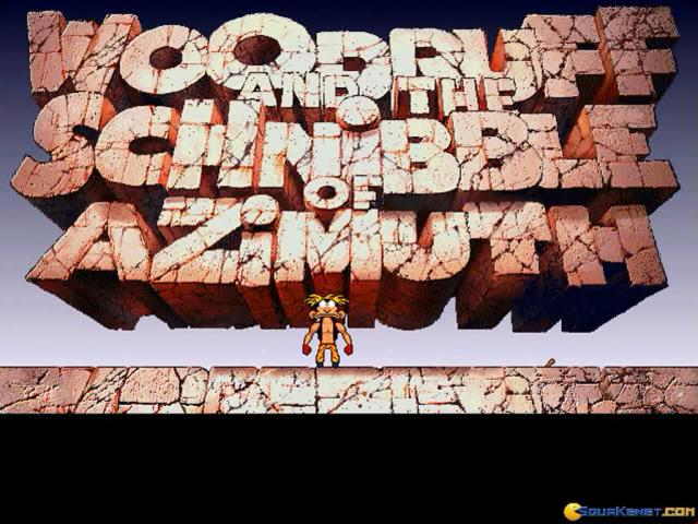 Woodruff and the Schnibble of Azimuth - title cover