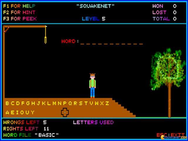 Hangman Computer Game