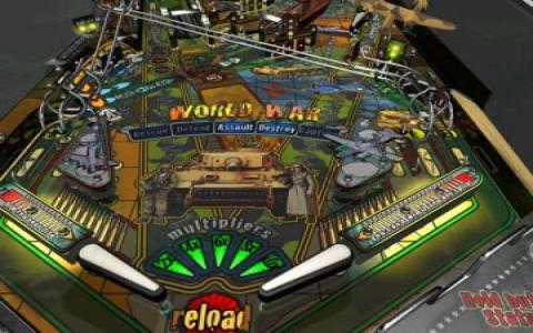 Pure Pinball 2 REDUX - title cover
