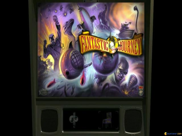 Pro Pinball Fantastic Journey - title cover