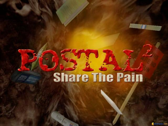 Postal 2 - game cover