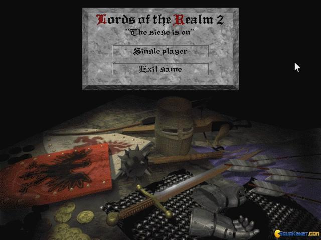Lords of the Realm: Royal Edition - game cover