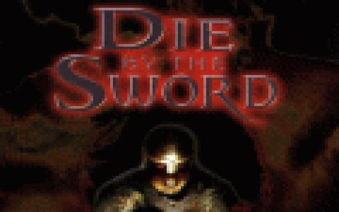Die by the Sword - title cover