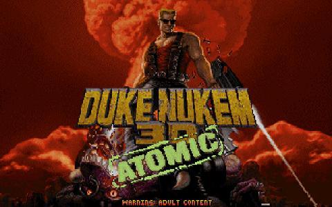 Duke Nukem 3D: Atomic Edition - game cover