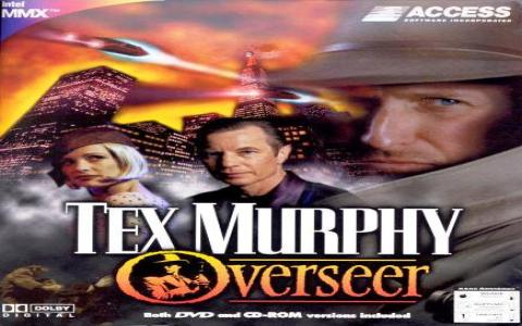 Tex Murphy: OverSeer - title cover