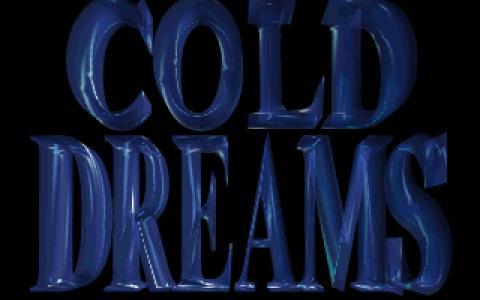Cold Dreams - title cover