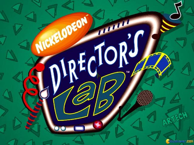 Nickelodeon Directors Lab - title cover