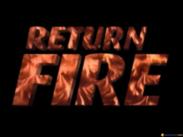 Return Fire - title cover