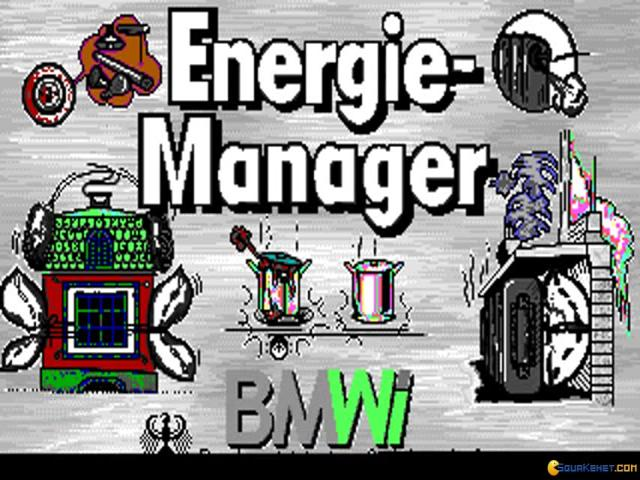 Energie-Manager - title cover